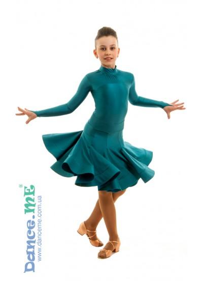 Бейсик Кринолин Dance Me 388-372, морская волна