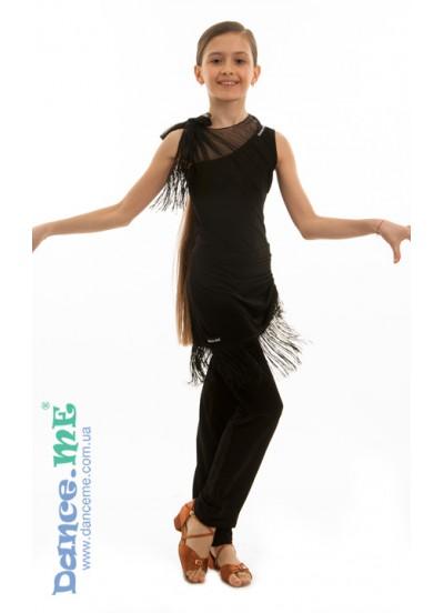 Брюки для девочек Dance Me БРЛ322