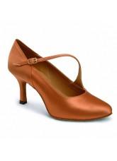 Eckse Обувь женская для стандарта Элен-D, кедр сатин