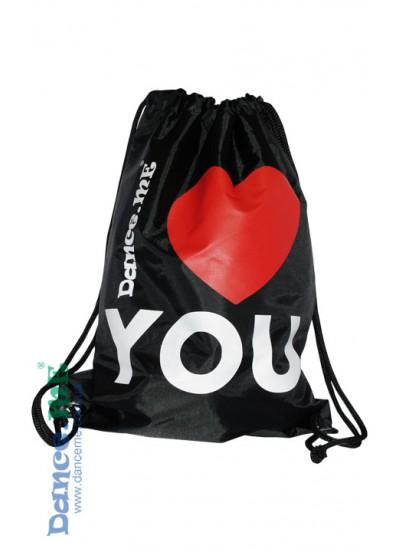 Рюкзак Dance Me 2 для транспортировки одежды и обуви