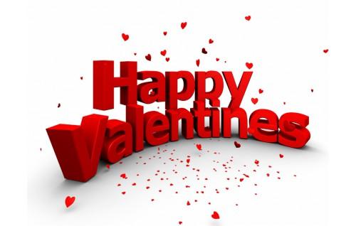 В День Св. Валентина цены влюбляют