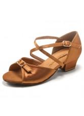 Dance Me Обувь детская БК 30261, загар сатин