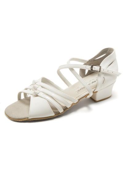 Dance Me Обувь для девочки БК 303, лак белый