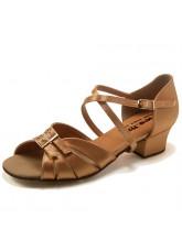 Dance Me Обувь для девочки БК 304, 2-кедр сатин
