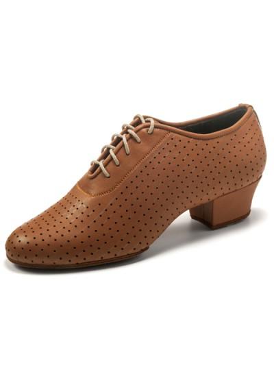 Женская танцевальная обувь для тренировок Dance Me 4088, телесный кожа