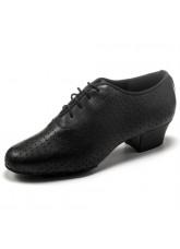 Dance Me Обувь женская для тренировок 4090, черная кожа