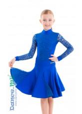 Dance Me Рейтинговые платья / Бейсик 273-268, электрик