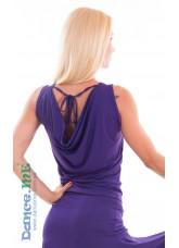 Dance Me Блуза женская БЛ165, масло, фиолетовый