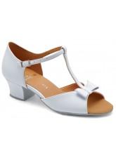 Eckse Обувь для девочки БК Минни-B, лак белый
