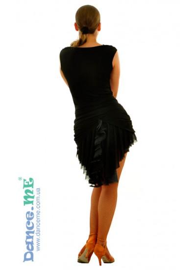 Dance Me Юбка женская ЮЛ48, масло, серый