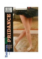 Pridance Трико балетное 514, 60 den, с формованной стопой