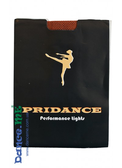 Pridance Колготы 854, сетка классическая с ластовицей