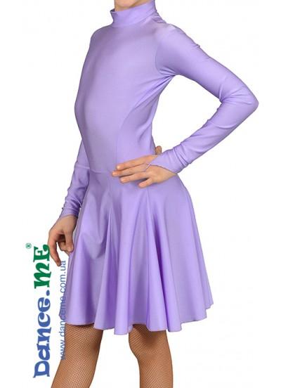 Dance Me Рейтинговые платья / Бейсик 164ДР-И-11, светло-сиреневый