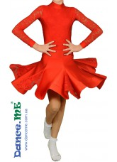 Dance Me Рейтинговые платья / Бейсик 273-268, красный