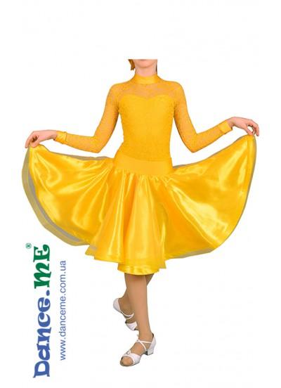 Dance Me Рейтинговые платья / Бейсик 277-180, золотой