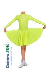 Dance Me Рейтинговые платья / Бейсик 67ДР-К-21, лимонный