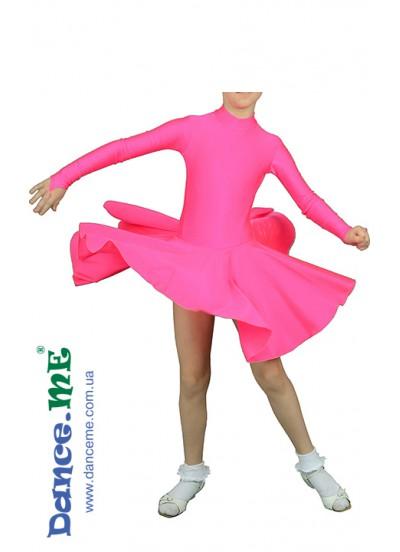 Dance Me Рейтинговые платья / Бейсик 67ДР-К, малиновый