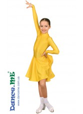 Dance Me Рейтинговые платья / Бейсик 67ДР-К-КР, желтый
