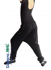Dance ME Брюки для хореографии детские 234, вискоза, черный