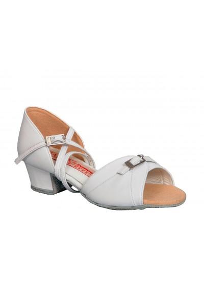 Galex Обувь детская Полина БК, белый кожа