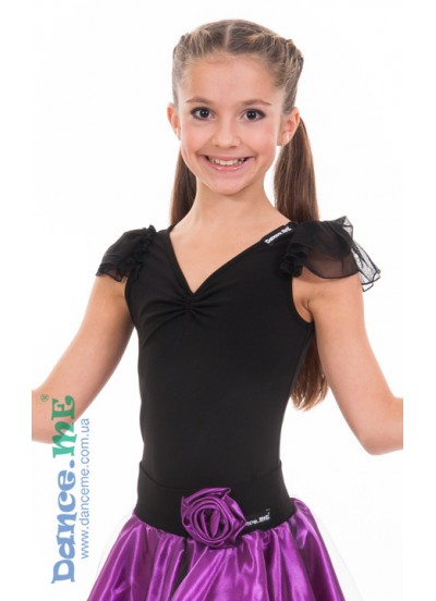Детская блуза для бально-спортивного танца Dance Me БЛ337