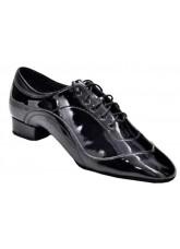 Galex Обувь детская для стандарта Стенфорд, черный лак