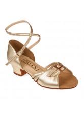 Galex Обувь детская Любовь БК, золото, кожа искусственная
