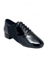 Ray Rose Обувь мужская для стандарта 323 Tailwind, Black Patent/Lycra
