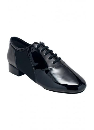 Мужская обувь для стандарта Ray Rose 323 Tailwind, Black Patent/Lycra