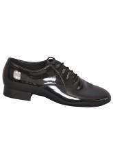Supadance Обувь мужская для стандарта 2500, Black Patent