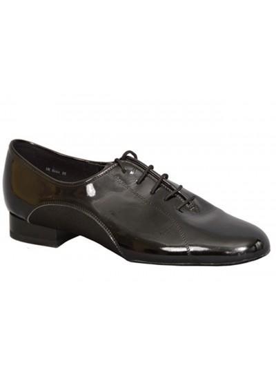Supadance Обувь мужская для стандарта 8506, Black Patent/Mesh