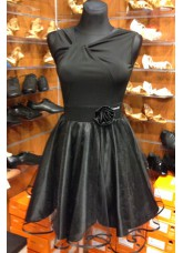 Dance Me Блуза женская БЛ393, масло, черный