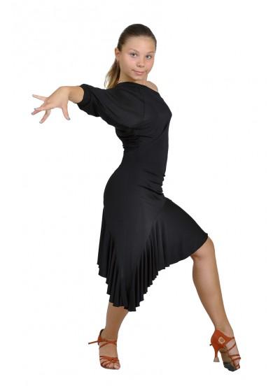 Dance Me Платье женское ПЛ13, масло, черный