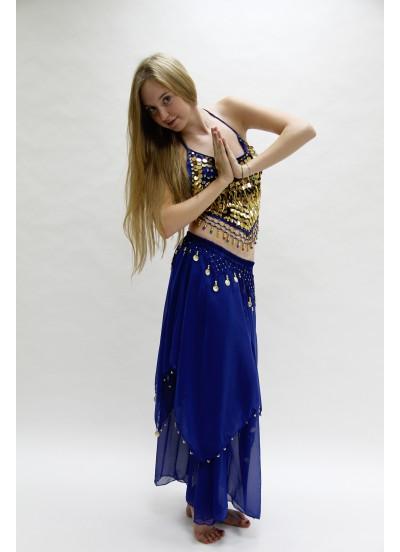 Dance ME Топ для восточных танцев, полиэстр