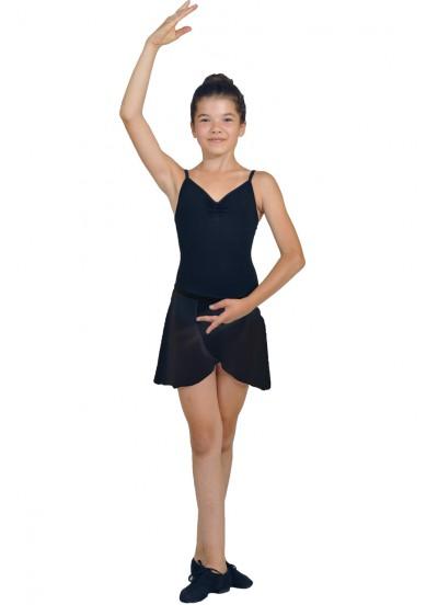 Dance Me Хитон со швом ХТ65 детский, черный