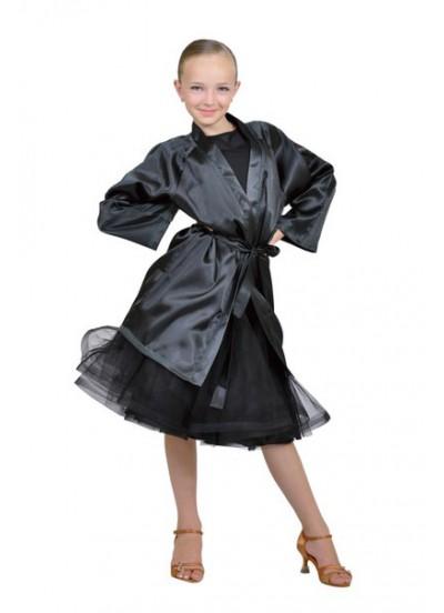 Dance Me Кимоно детское, черный