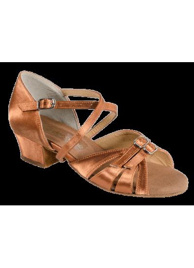 Обувь блок-каблук 2001 Dance.me, Украина, БК, Кедр, Сатин