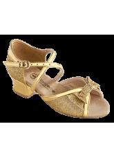 Dance Me Обувь для девочки 2004, золото, голограмма