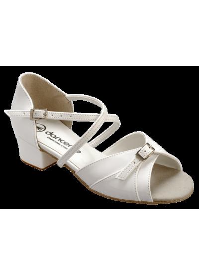 Обувь блок каблук 2013 Dance.me, Украина, БК, Белый