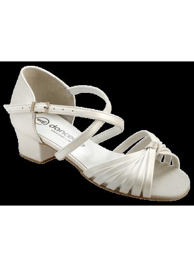 Обувь блок каблук 2011 Dance.me, Украина, БК, Белый