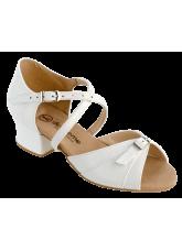 Обувь блок каблук 2030 Dance.me, Украина, БК, Белый