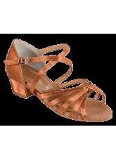 Обувь блок-каблук 2033 Dance.me, Украина, БК, Кедр, Сатин