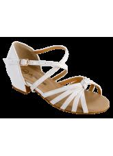Dance Me Обувь для девочки БК 2033, лак белый