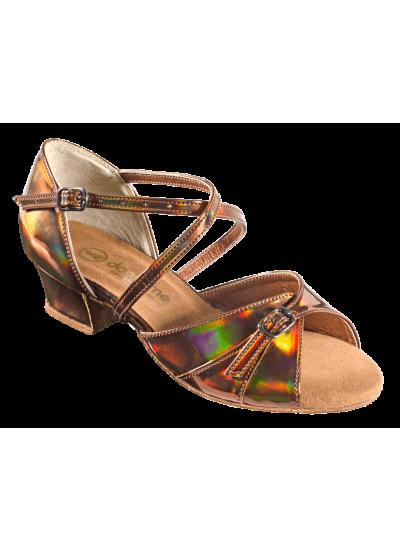 Обувь блок-каблук 2066 Dance.me, Украина, БК, Кедр, Hologram