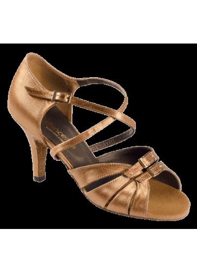 Dance Me Обувь женская для латины 4205, 2-кедр сатин