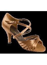 Dance Me Обувь женская для латины 4209, 2-кедр сатин