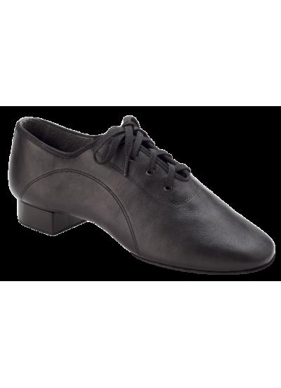 Dance Me Обувь мужская для стандарта Флекси 5103, черная кожа