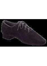 Dance Me Обувь мужская для стандарта Флекси 5103, черный нубук