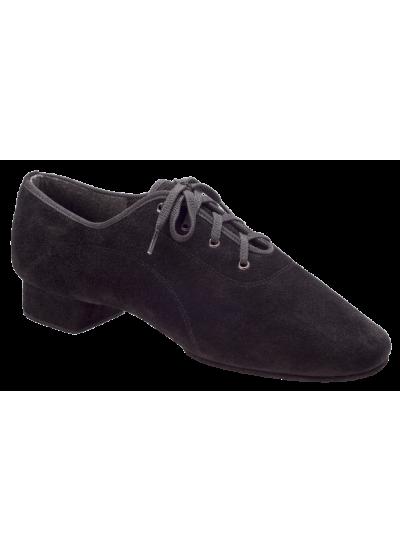 Dance Me Обувь для мальчика Флекси 5103 для стандарта, черный нубук