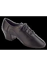 Dance Me Обувь мужская для латины 5204, черная кожа